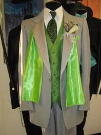 Prom Bill Blass Grey Style 114
