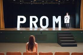 Asking a date to Prom?