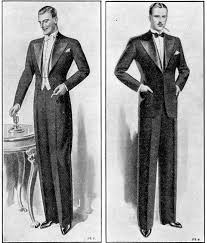 Interwar Period Fashion Male