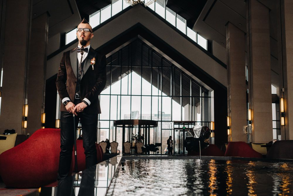 Four Reasons to Consider a Custom Tuxedo for Your Wedding!