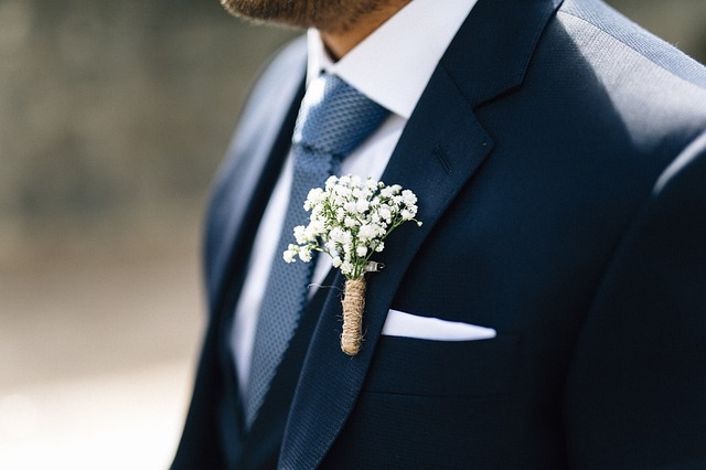 The Process of Renting Suits for Your Wedding