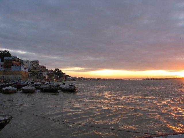 Varanasi en la India