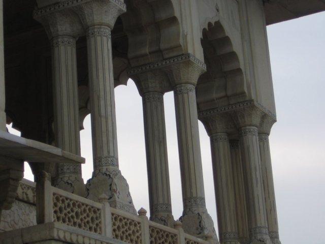 Visita al Taj Mahal en la India