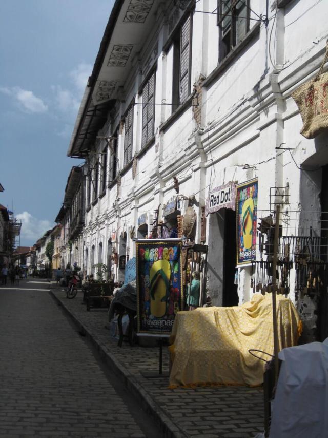 Calles de Vigán