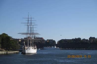 Estocolmo. Comienza mi viaje.