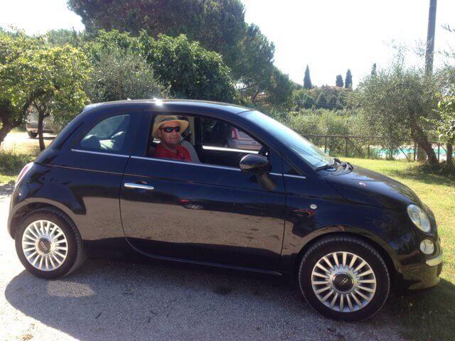 Cinquecento por la Toscana