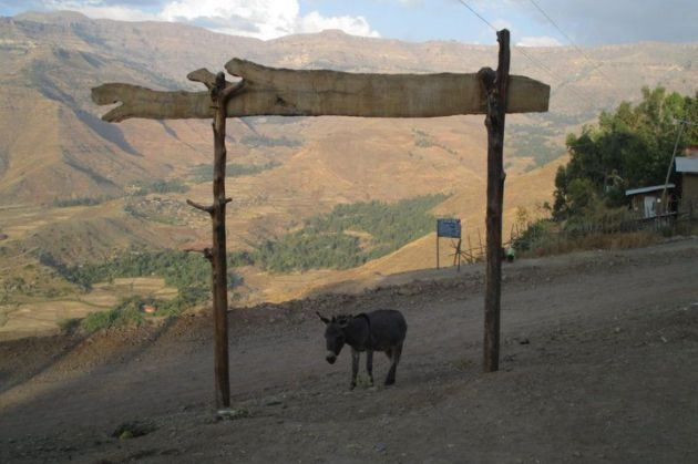Lalibela, Etiopía.