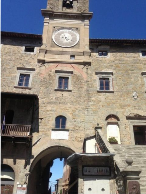 Arezzo, Tuscany