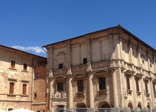 Edificios de Montepulciano.