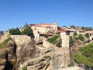 monasterios meteora