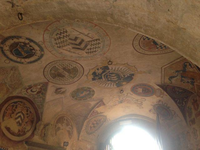 Palacio Prettorio, Certaldo. la Toscana.