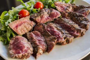 Tagliata, Gastronomía Toscana.