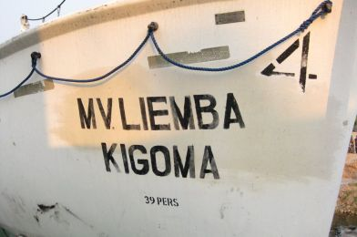 Camino a Mpulungu