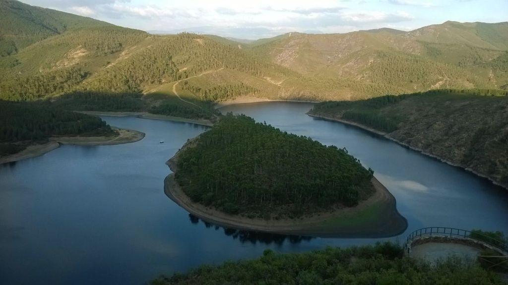 Meandro de Riomalo de Abajo
