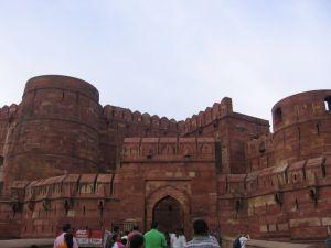 Fuerte Rojo, Agra.