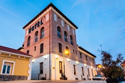 hotel Arroyo de la Encomienda, Valladolid