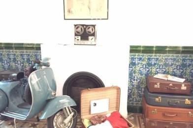 Hoteles románticos en España.