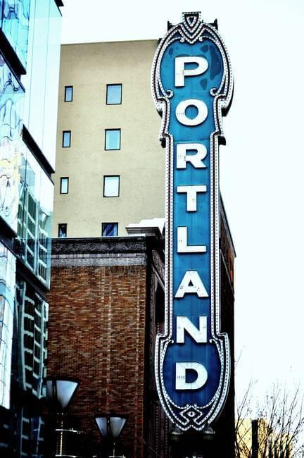 Teatros en Portland
