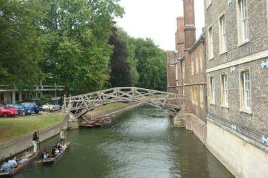 Qué ver en Cambridge,  una de las ciudades más bonitas de Reino Unido y con más historia.