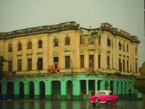 La Habana y la lluvia