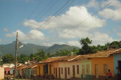 Trinidad en Cuba.