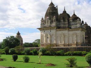Khajuraho, en la India.