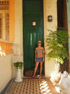 Casa Aida y Mónica en El Vedado, La Habana