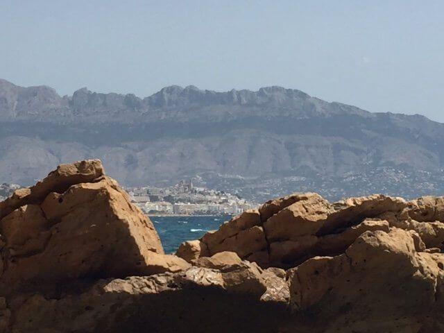 Playa de l'Albir, Alicante.