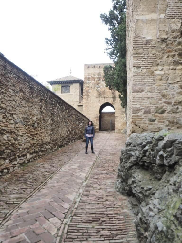 Jardines de la Alcazaba en Málaga