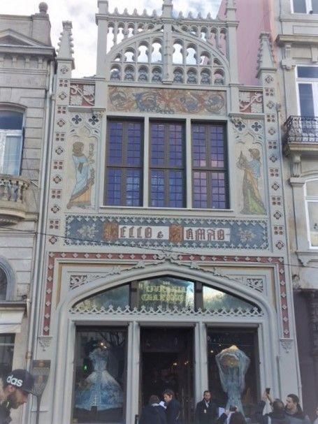 Entrada Libreria Lello, Oporto