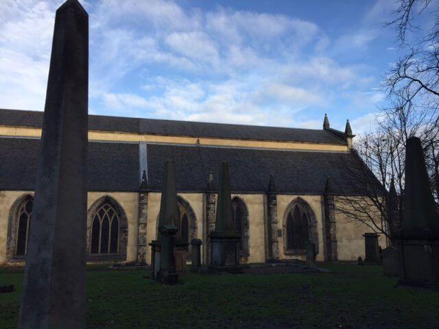 Cementerio de Greyfriars, Edimburgo. Escocia.