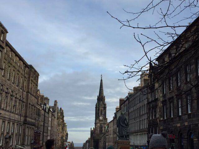 Edimburgo, Escocia.