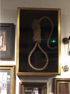 The last Drop, la soga de la última ejecución. Edimburgo.