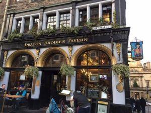 Deacon Brodie pub