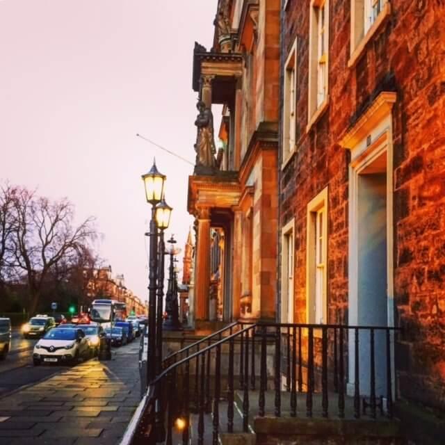 New town Edinburgh