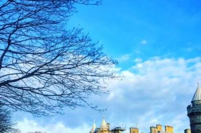 Edimburgo, un paseo por la ciudad escocesa.