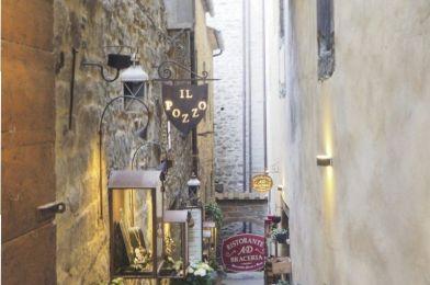 Hoteles en Florencia, Cortona y Bolonia.