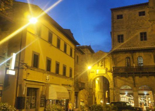 Plazza de la Signorina, Cortona