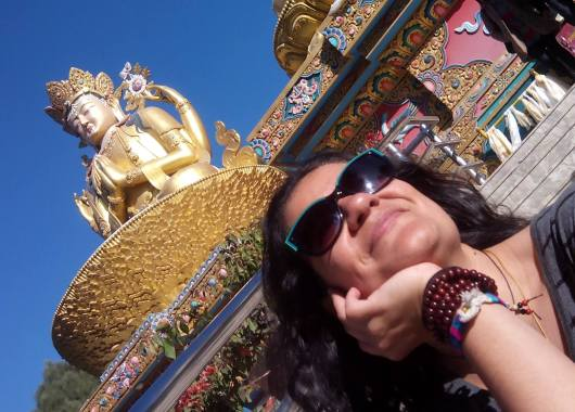 nepal viaja sola
