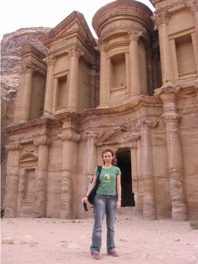 El Monasterio de Petra