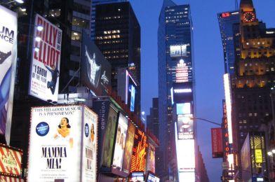 Guía de viaje a Nueva York.