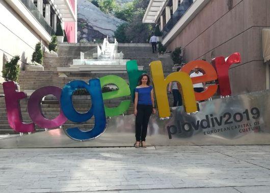 Plovdiv, Capital de cultura en el 2019.
