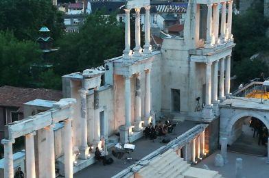 Plovdiv en Bulgaria, la ciudad más antigua de Europa