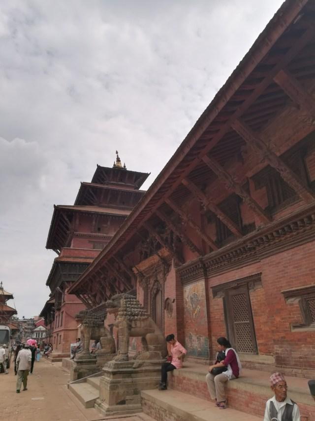 Patan en Kathmandu, Nepal