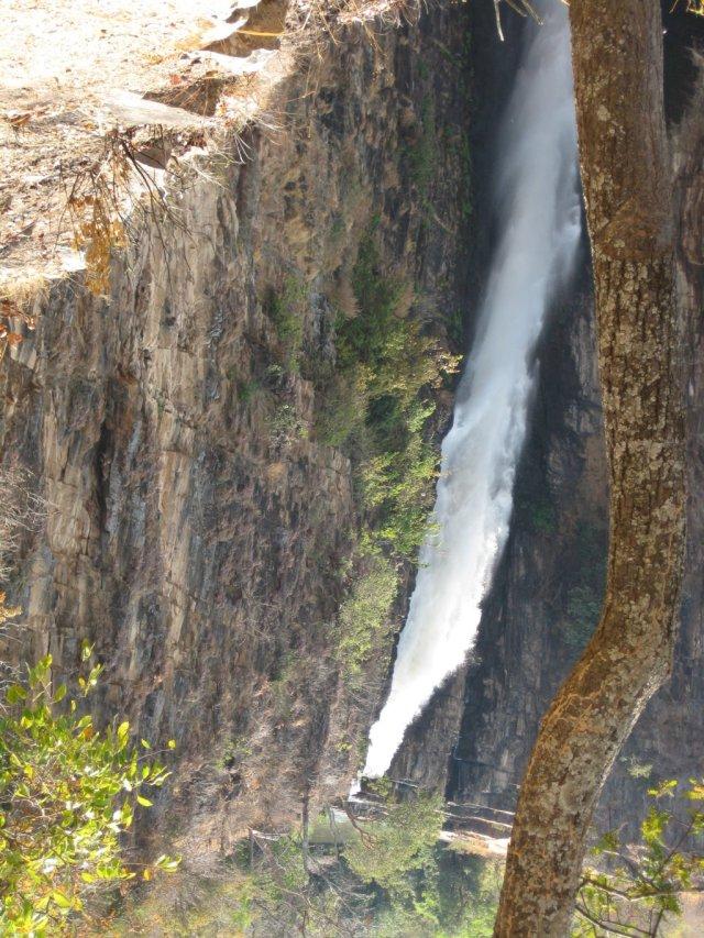 Caída de las Kalambo Falls