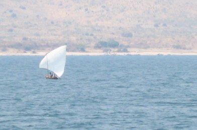 Travesía por el Lago Tanganica