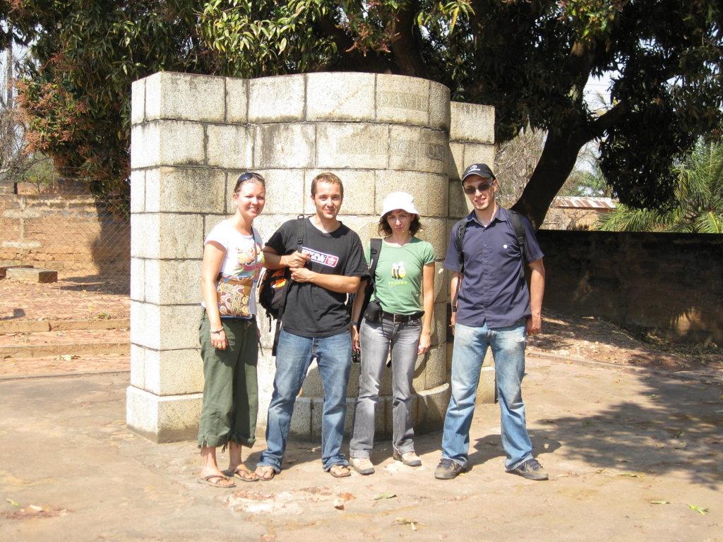 Memorial en Ujiji al Dr. Livingstone, Tanzania
