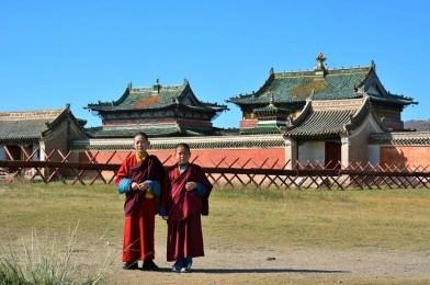 Preparando el viaje a Mongolia: el Monasterio de Erdene Zuu