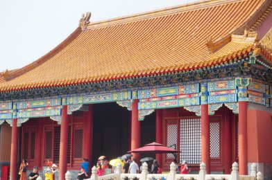 Viaje a Beijing en China