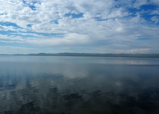 Lago Ugii, Mongolia
